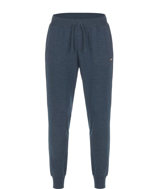 super.natural Essential Cuffed Pants Men Navy Blazer Melange